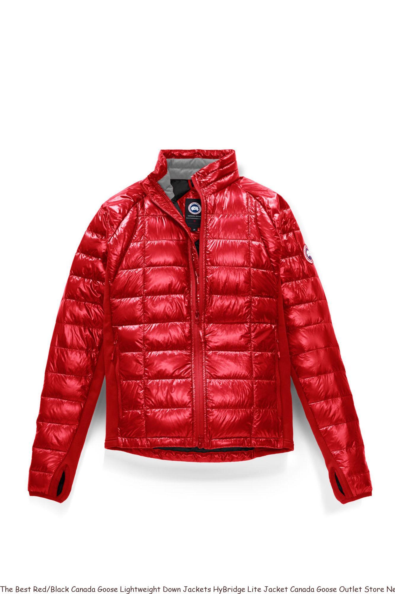 The Best Red/Black Canada Goose Lightweight Down Jackets HyBridge Lite  Jacket Canada Goose Outlet Store New York 2701M – UK Canada Goose Outlet  Sale – 209 Official Canada Goose Outlet Black Friday
